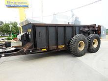 2012 Meyers 3750 750-bushel box