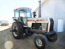 1978 White 2-155 2wd tractor wi