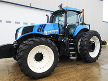 2014 New Holland T8.360 4wd tra