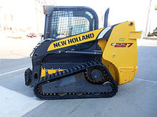 Used 2015 New Holland C227 two-