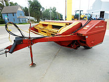 Used New Holland 492 9' haybine