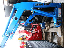 New Great Bend 330 loader, 72""