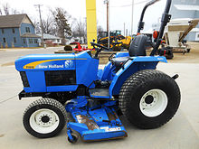 2009 New Holland T1510 4wd comp