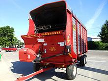 Used H & S 501 16' forage box