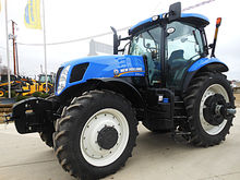 2013 New Holland T7.235 4wd tra