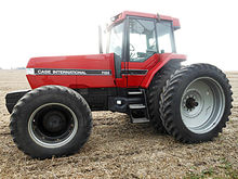 1991 Case IH 7120 4wd tractor w