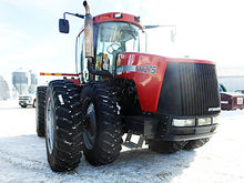 '05 Case IH STX275 4wd tractor,