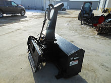 "Bobcat SB200X72 72"" snowblower"