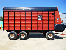 Meyer 4618 18' forage box with
