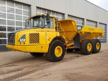 2002 Volvo A25D