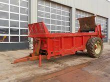 K-Two 10 Ton Single Axle Muck S