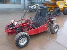 Joyner 650cc Buggy c/w Winch, R