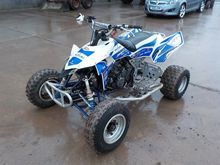 Suzuki Racing Quad Bike