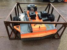Agri Implement Petrol Mower to