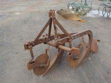 Ferguson Brown 2 Furrow Plough