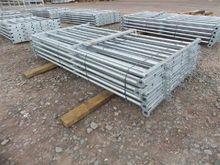 "10ft x 5ft 6"" Galvanised Steel"