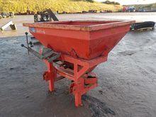 600kg Twin Disc Fertiliser Sowe