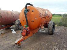 Belmac 1300 Gallon Single Axle