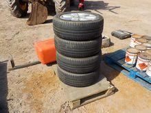 205/55R16 Alloy Wheel & Tyres t