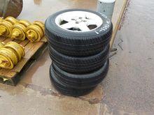175/65R14 Alloy Wheels & Tyres