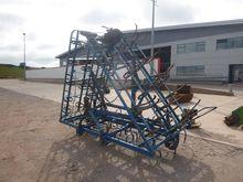 25' Hydraulic Folding Grubber