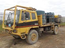 Leyland DAF 4x4 Flat Bed Lorry