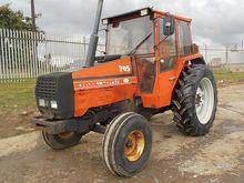 Volvo BM Valmet 705 2WD Tractor
