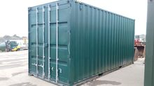 20' Containerised Worksop