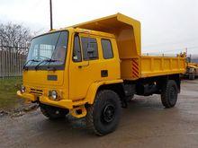 Leyland DAF 4x4 Tipper Lorry