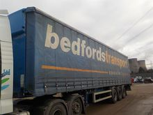 General Trailers Tri Axle Curta
