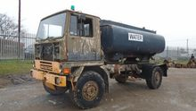Bedford 4x4 LHD Water Bowser c/