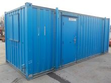 20' Containerised Office c/w Si
