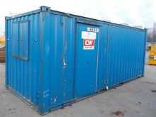 20' Containerised Office