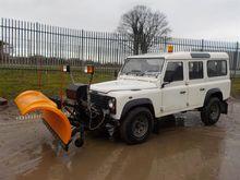 2005 Land Rover Defender
