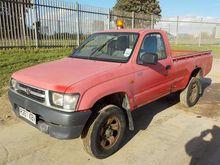 1998 Toyota Hilux 2.4TD