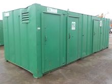 25' Containerised Welfare Unit
