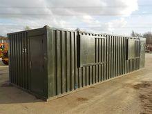 32`x10` Containerised Welfare U