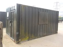 16' Containerised Office