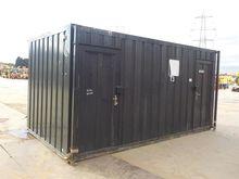 16' Containerised Toilet Block