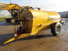 Hi Spec VT Single Axle Slurry T