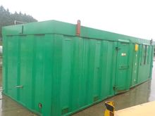 20' x 8' Containerised Canteen