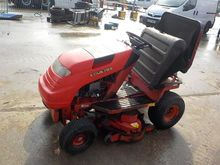 Countax Petrol Ride on Mower c/