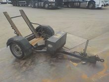 Benford Single Axle Trailer to