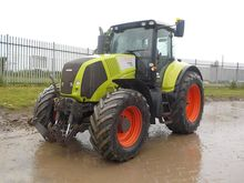 2008 Claas Axion 830