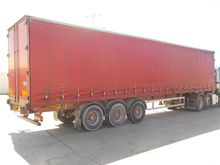 2003 SDC Tri Axle Curtainsider