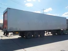 Gray & Adams Tri Axle Refridger
