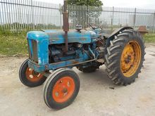 Fordson Major 4WD Diesel Tracto