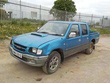2003 Isuzu 2.5 DTI 4WD Crew Cab