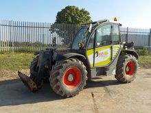 2010 Claas SCORPION 7040 PLUS