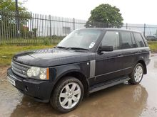 2006 Range Rover 4WD Auto, Full